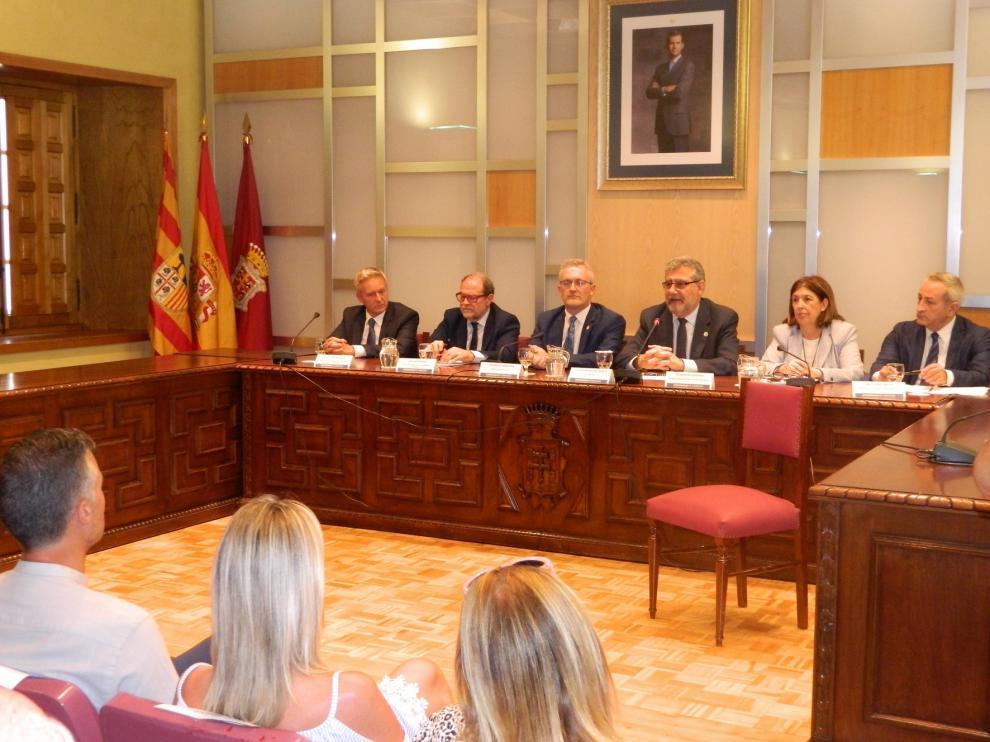 Los cursos de verano de la Universidad de Zaragoza comienzan con 600 estudiantes