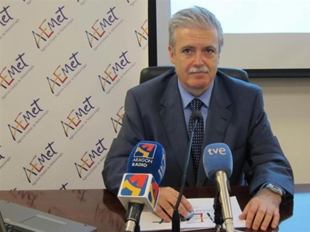 El calor fuerte da una tregua en la provincia de Huesca hasta el próximo fin de semana