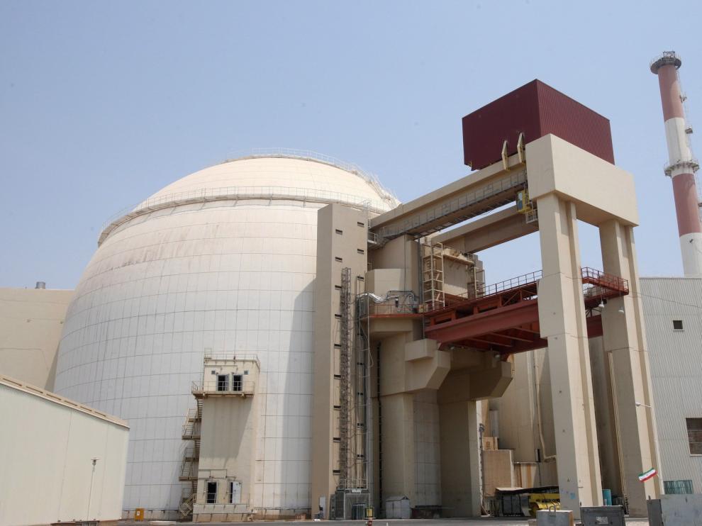 Irán viola por primera vez el acuerdo nuclear