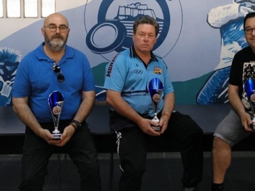 Ricardo Guillén gana el tercer Social de Fuego Central en el CT Monzón