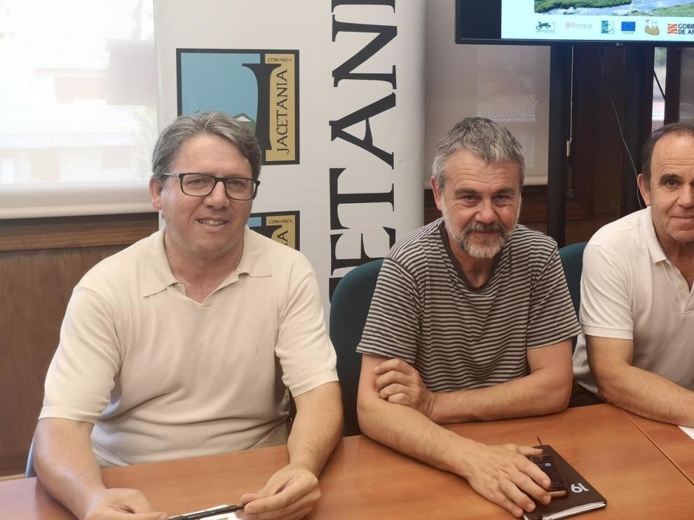 Desarrollan un proyecto de gestión sostenible en Jaca, Canfranc, Villanúa y Aísa