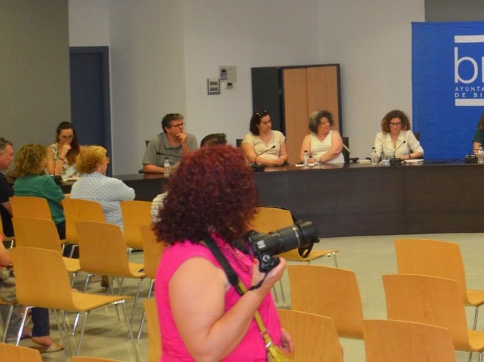 El pleno del Ayuntamiento de Binéfar aprueba las comisiones informativas permanentes
