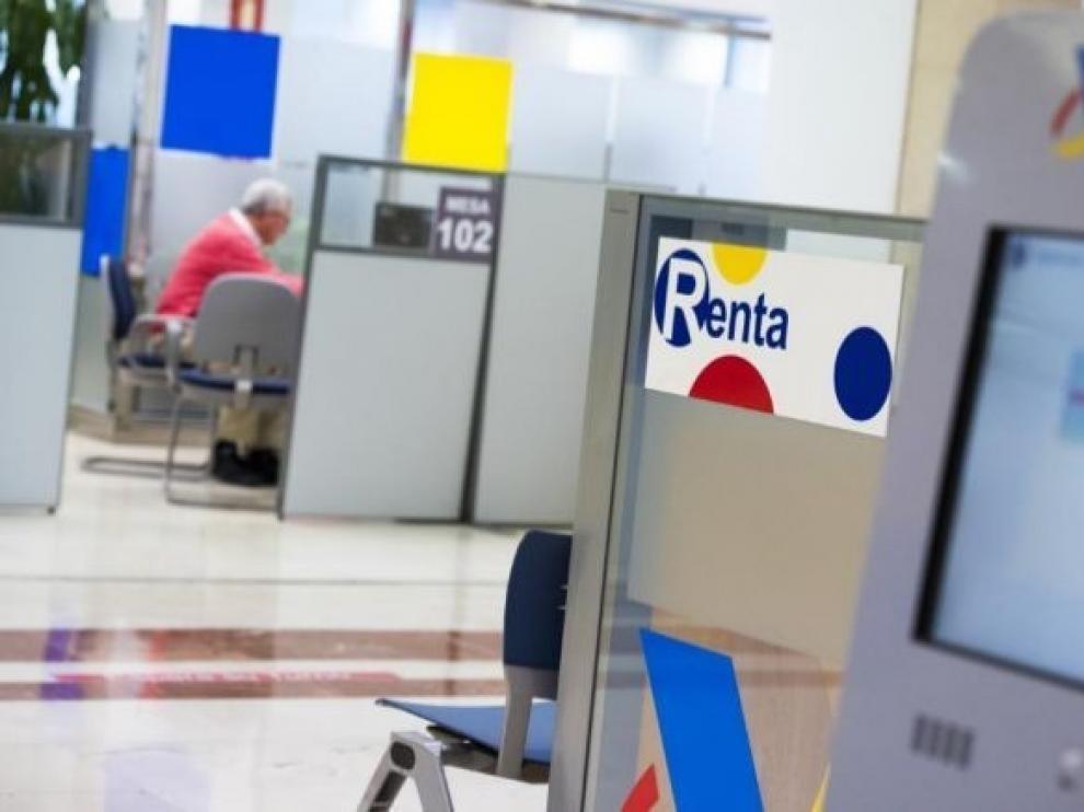 La Agencia Tributaria devuelve 35 millones en Huesca