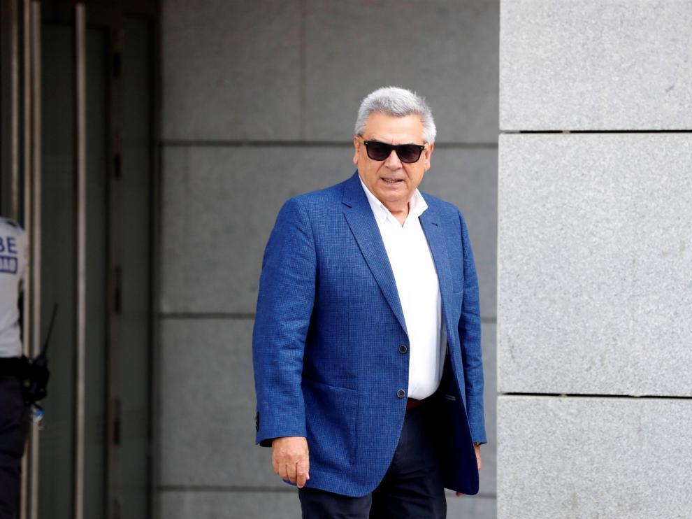 La Fiscalía pide 300.000 euros de fianza al exjefe de Seguridad del BBVA