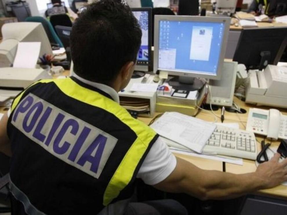 Cae el mayor ciberestafador de España, un joven de 23 años, escurridizo y violento