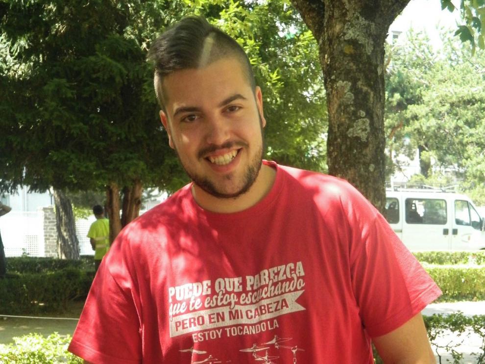 """Miguel Albertín: """"La charanga es como mi segunda familia y sin ella mi juventud habría sido distinta"""""""