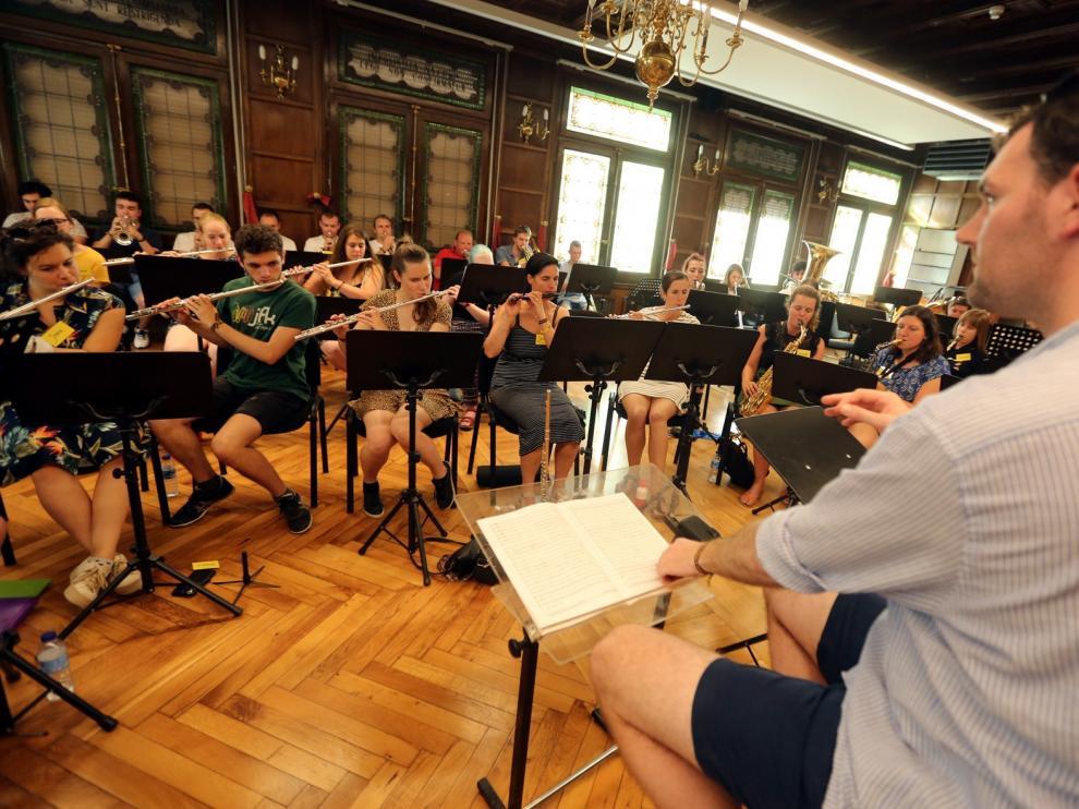 Jazz For Kids convierte Huesca en escenario musical europeo