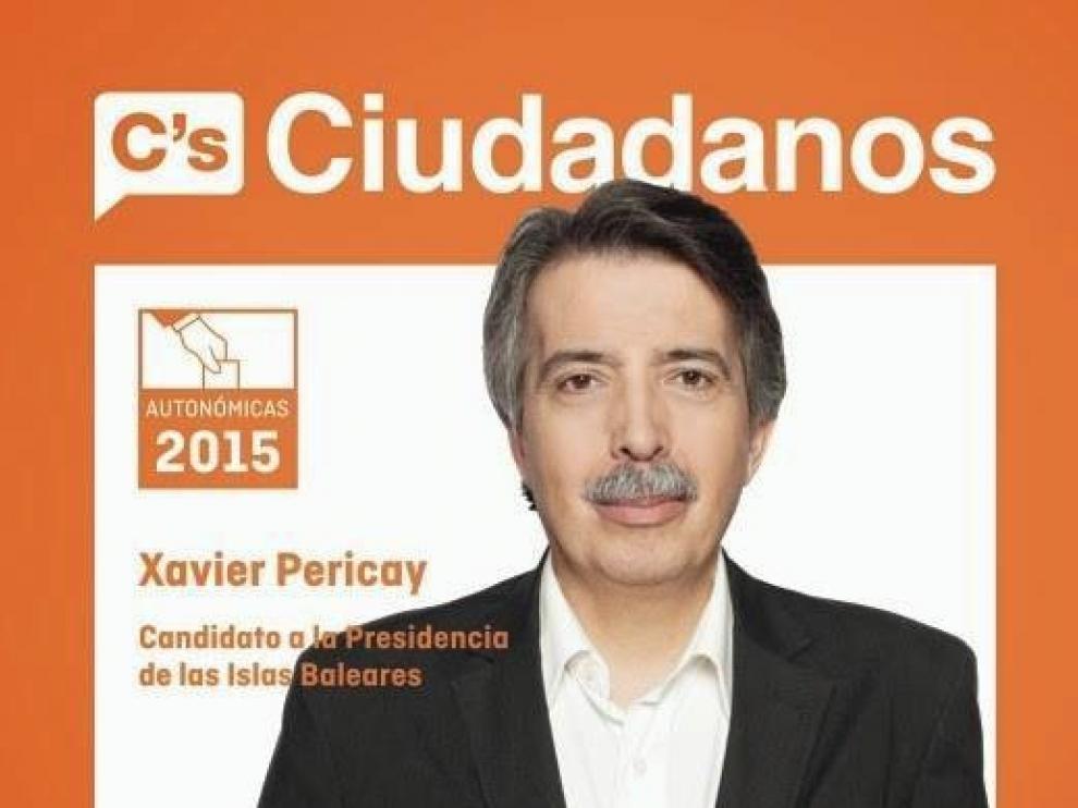 Xavier Pericay deja la dirección de Cs pero no pactaría con Sánchez