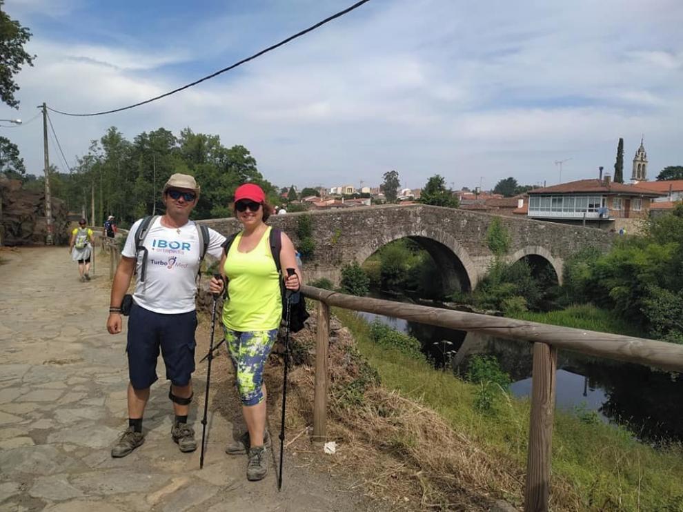 El recorrido más pedregoso de Mario Iglesias hasta Santiago de Compostela