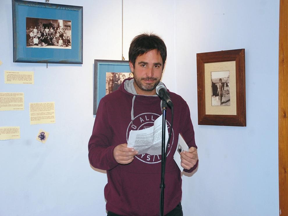 """Joaquín Ruiz Gaspar: """"En los pueblos hay gran calidad de vida pero la gente no se queda"""""""
