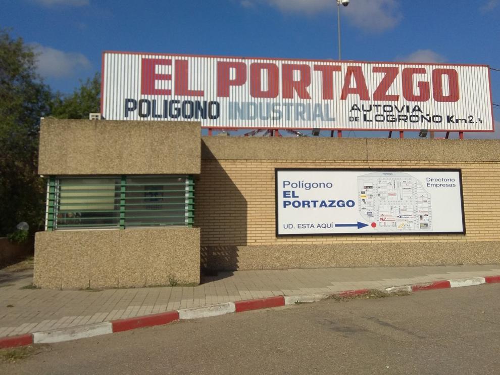 Un incendio afecta a una nave de embalajes, en el Polígono El Portazgo