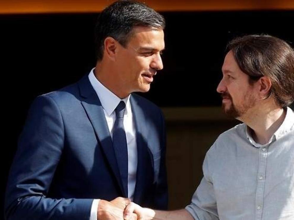 Sánchez espera que la reunión con Iglesias sirva para desbloquear