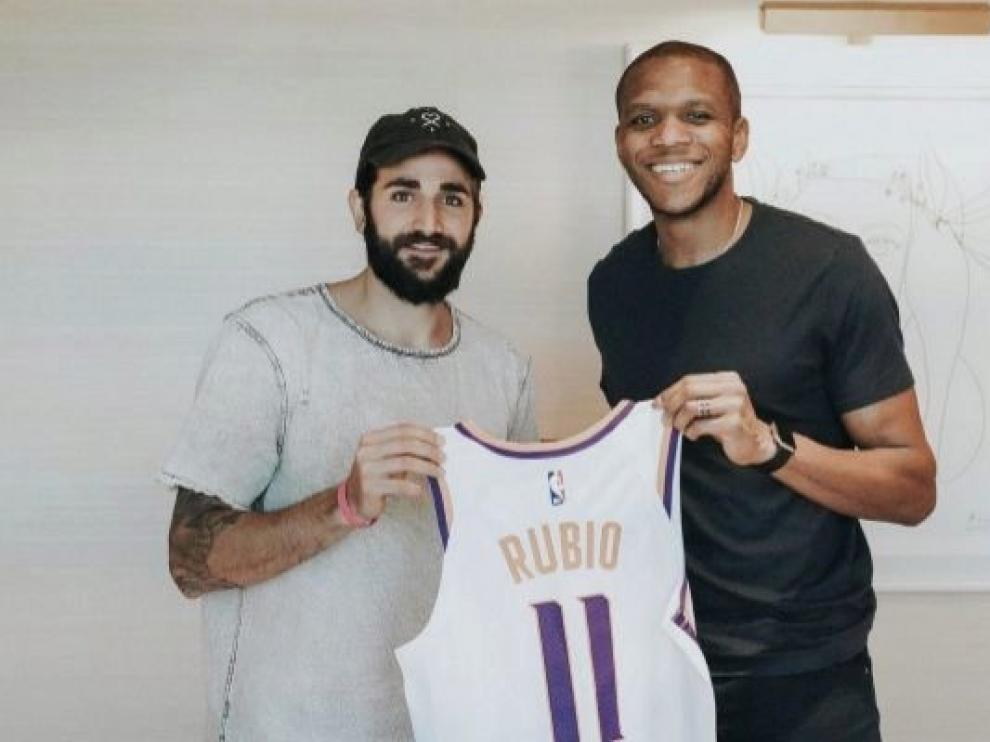 Ricky Rubio, oficialmente nuevo jugador de los Phoenix Suns