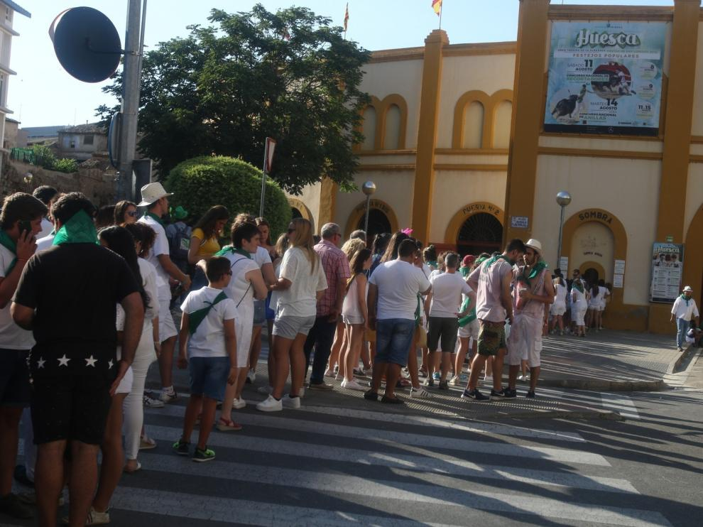 Vox pide al Consistorio de Huesca aunar esfuerzos en favor de la feria taurina