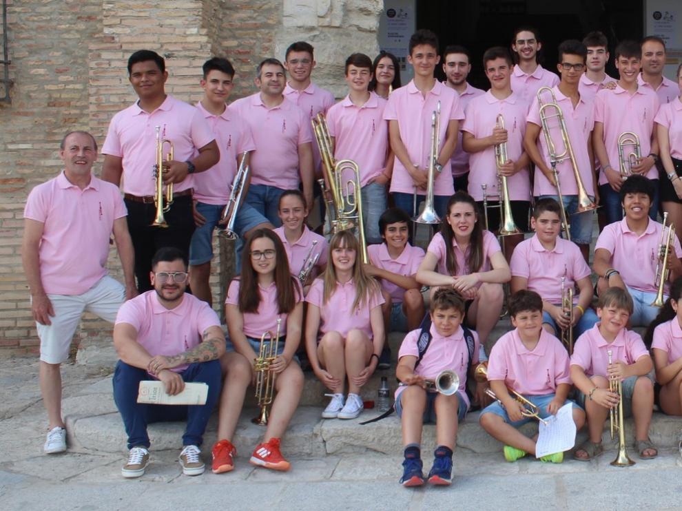 El curso de trompeta de Monegros se anota otro éxito