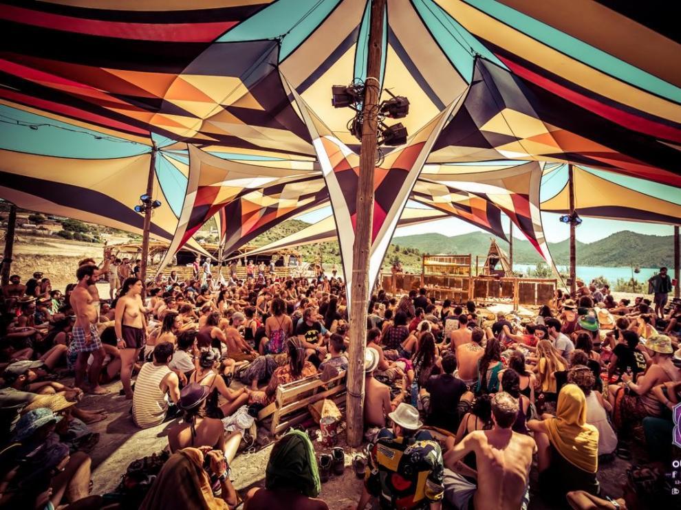 El Own Spirit Festival de Baldellou contará con música, healing área y otras actividades de ocio
