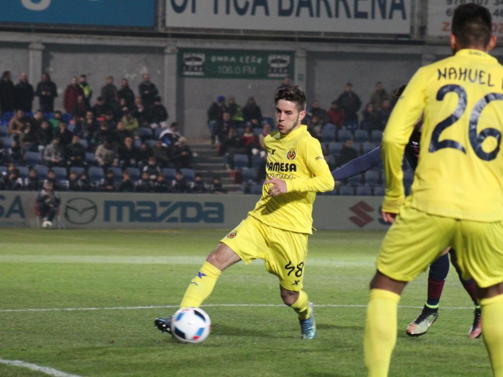 Miguelón será el cuarto fichaje del Huesca y se anunciará este jueves