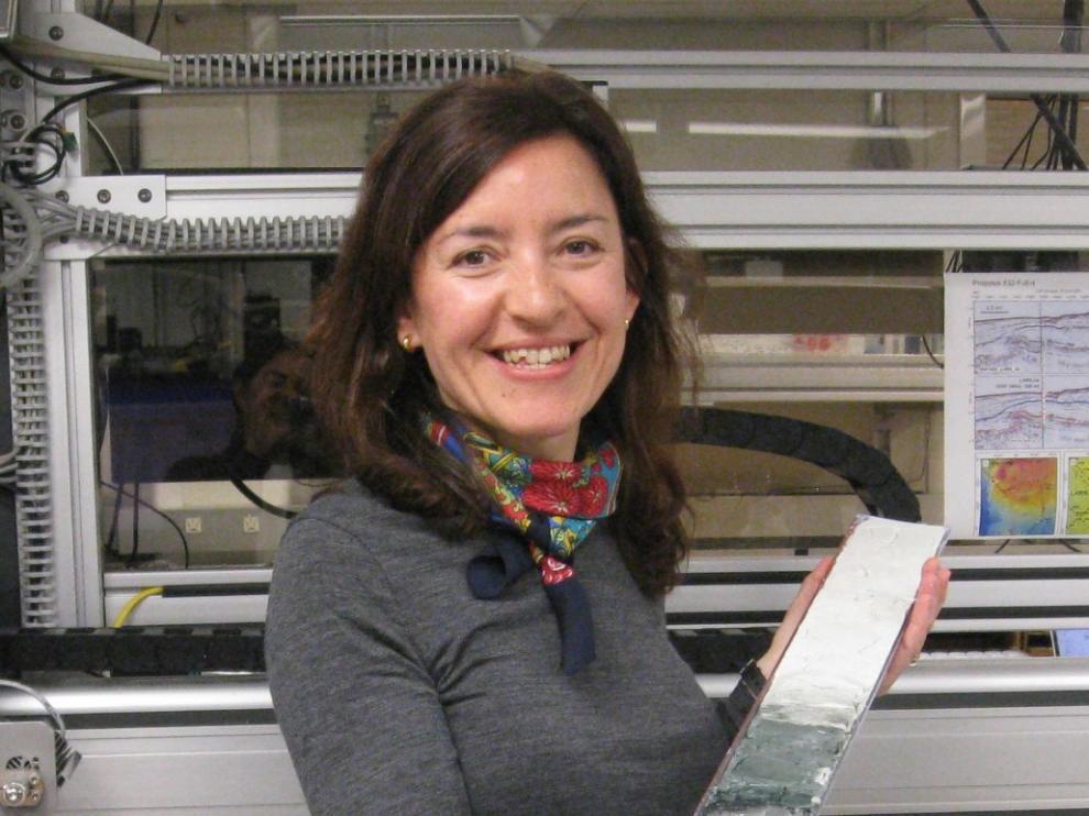 """Laia Alegret: """"El cambio climático actual se diferencia por la velocidad"""""""