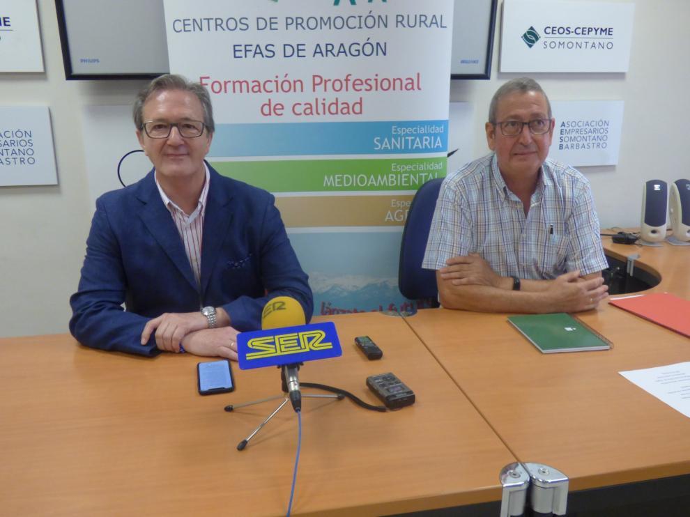 """La Escuela Familiar """"El Poblado"""" de El Grado celebra el medio siglo de estos centros"""