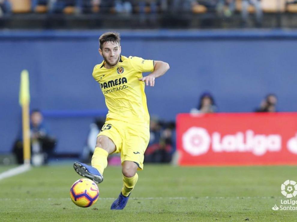 Miguelón, un lateral derecho de largo recorrido para el Huesca