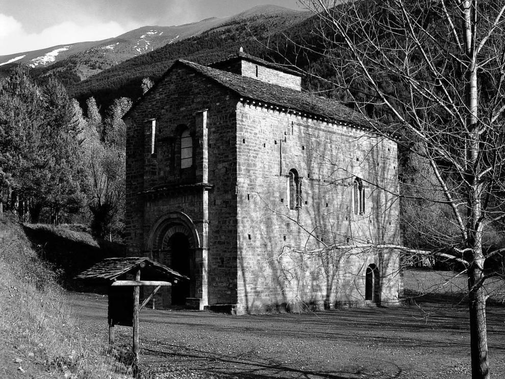 La Asociación Sancho Ramírez no podrá abrir este año la ermita de Santa María de Iguácel