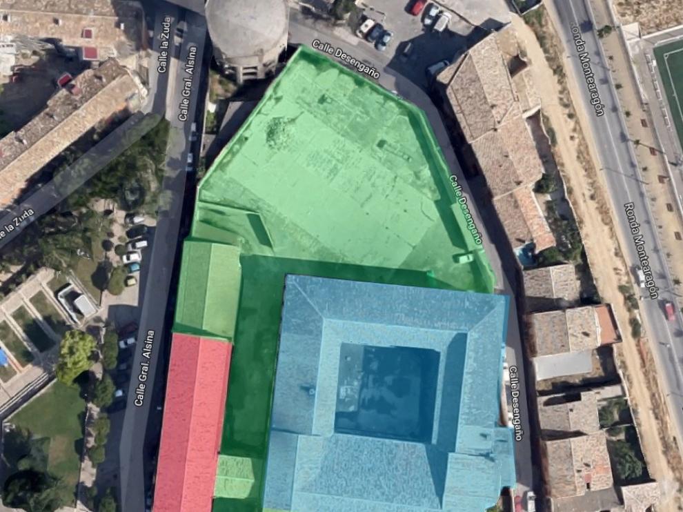 El Consistorio de Huesca confirma la redistribución de los usos en el Seminario