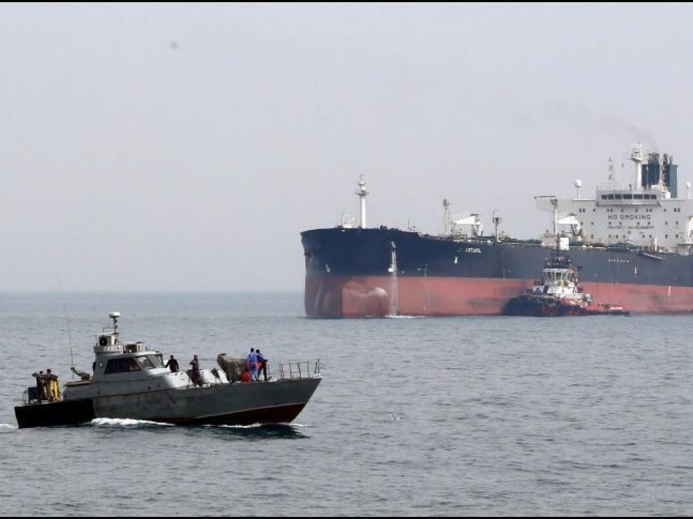 Irán aumenta la tensión con EEUU y abre un nuevo frente con el Reino Unido