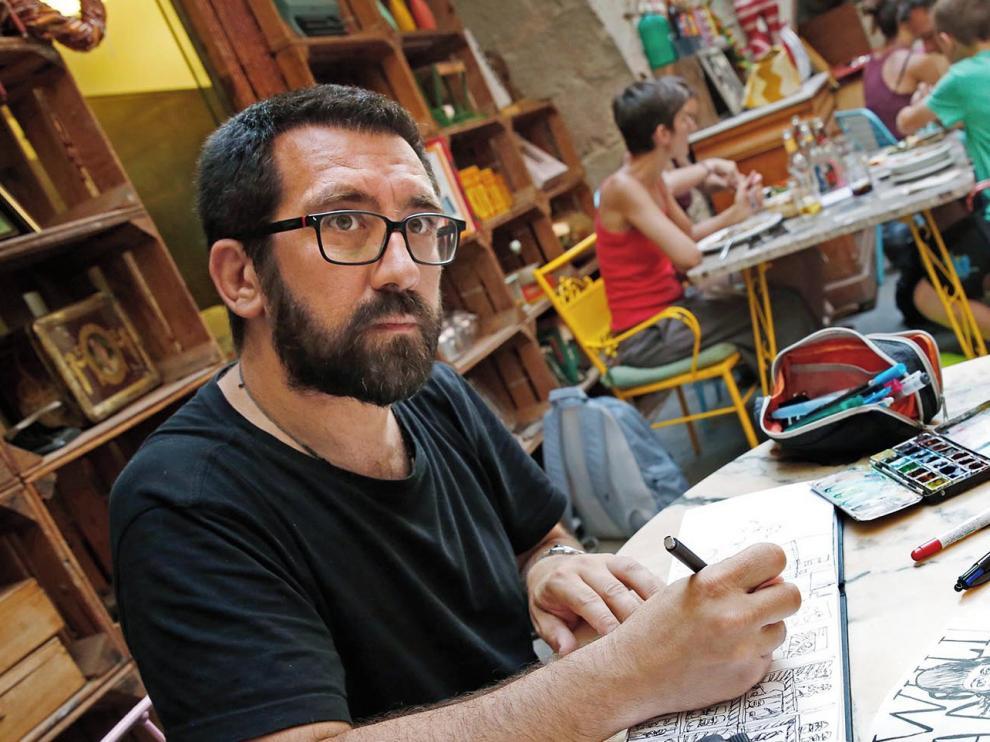 """Sagar Forniés: """"Multiplicando el camello del Festival he generado los Pirineos"""""""