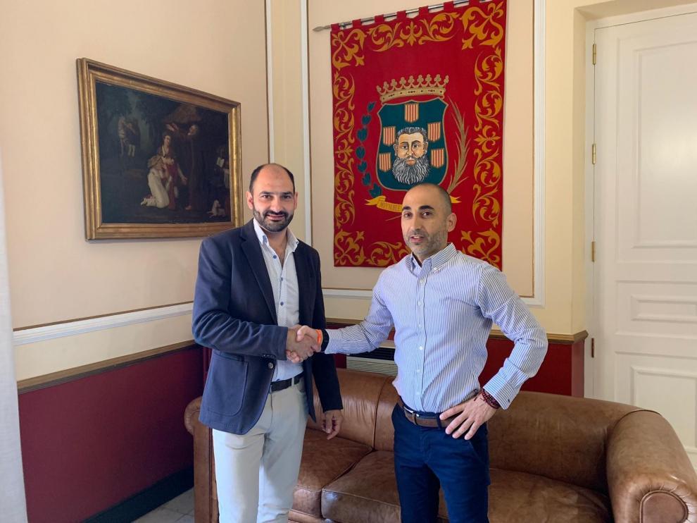 Partido Popular y Ciudadanos de Barbastro alcanzan un acuerdo de coalición