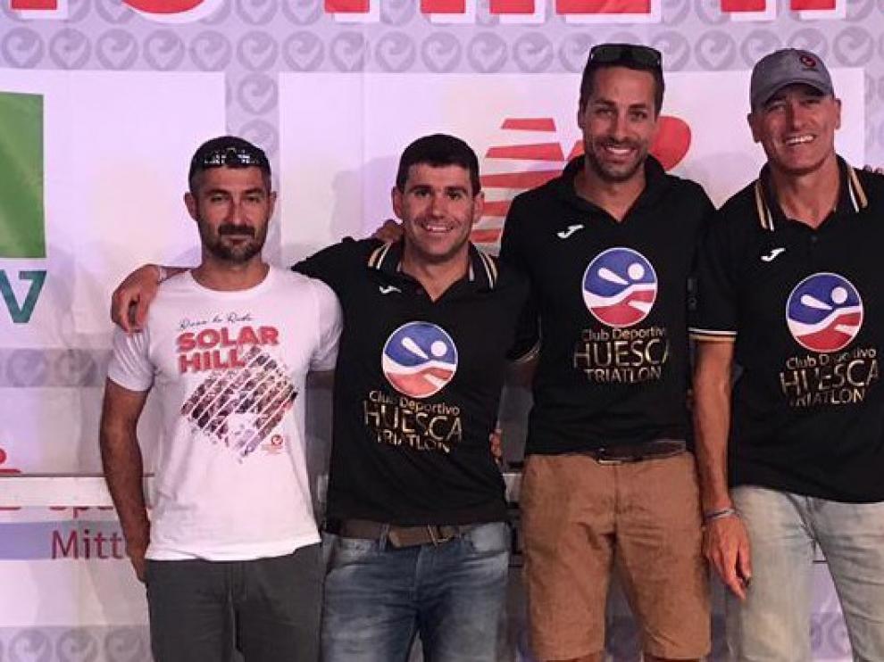 CD Huesca brilla en la prueba de larga distancia de Roth