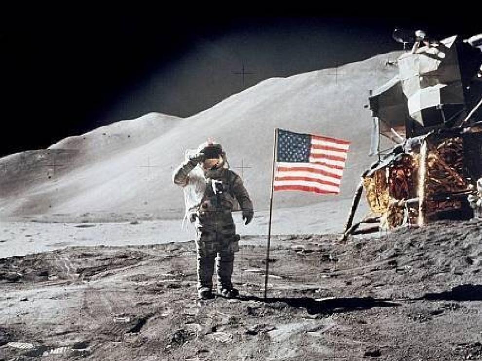 RTVE recuerda el medio siglo de la llegada a la Luna