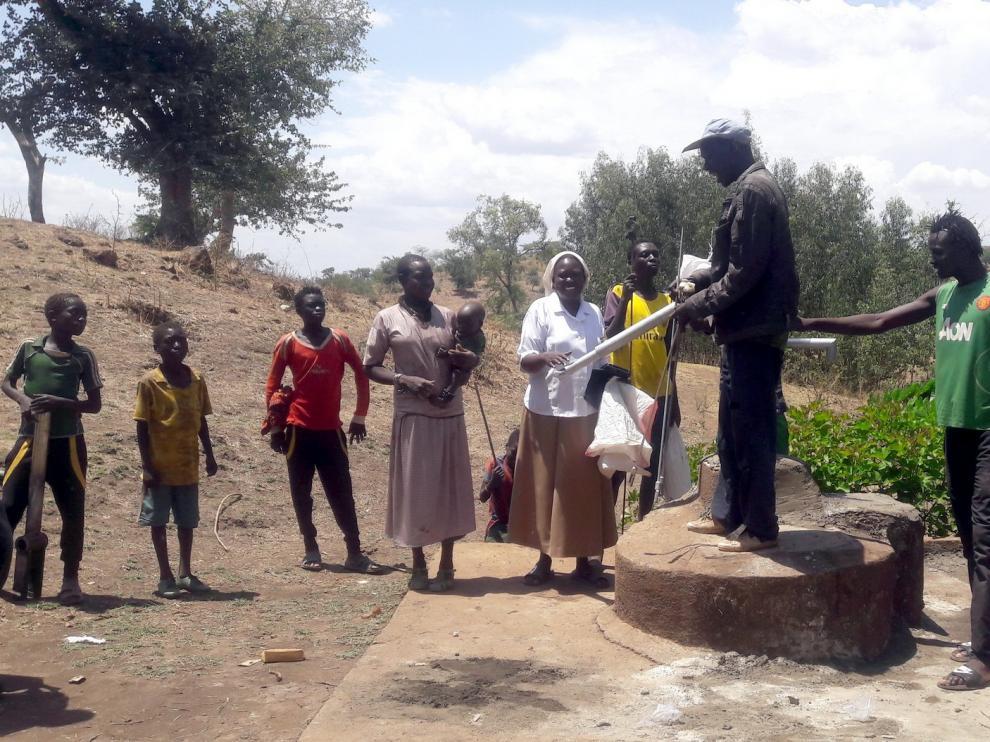 La cooperación de la DPH permite la llegada de agua potable en zonas vulnerables de Etiopía
