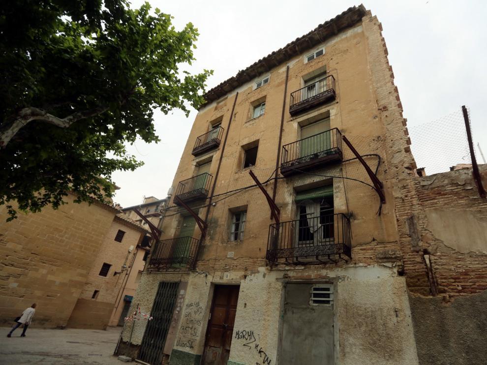 Nace la Plataforma para la Defensa del Patrimonio de Huesca