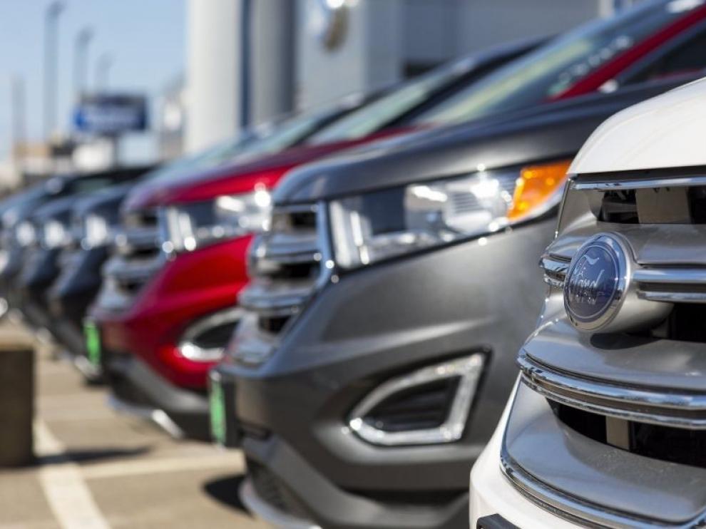 Ford vende 761.300 vehículos en Europa en el primer semestre, un 7,9% menos