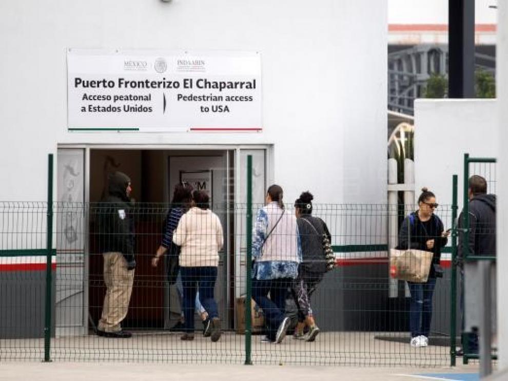 EE.UU. ordena bloquear las solicitudes de asilo a inmigrantes centroamericanos