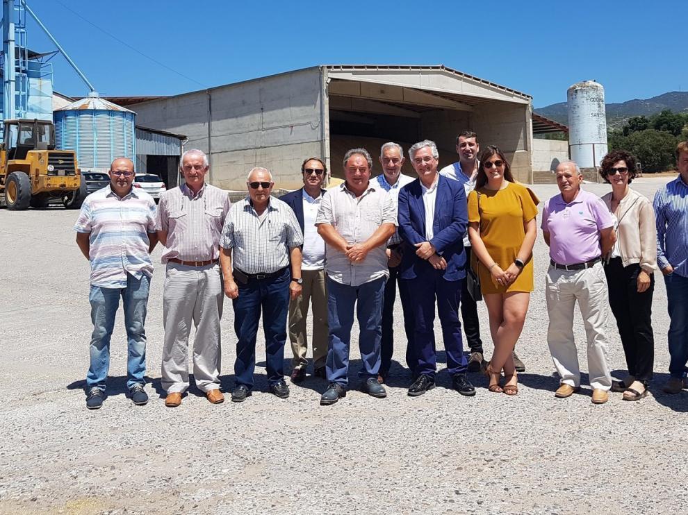 La Cooperativa San Lorenzo de Estadilla celebra su centenario
