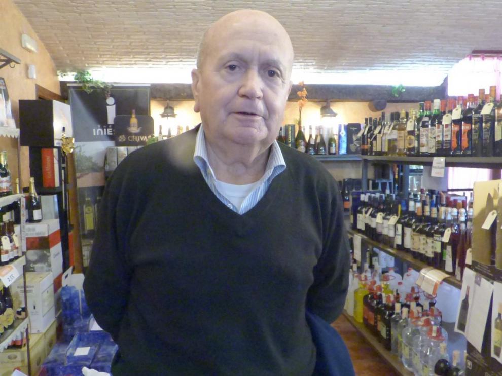 Sabiñánigo rinde homenaje póstumo a Gabriel López