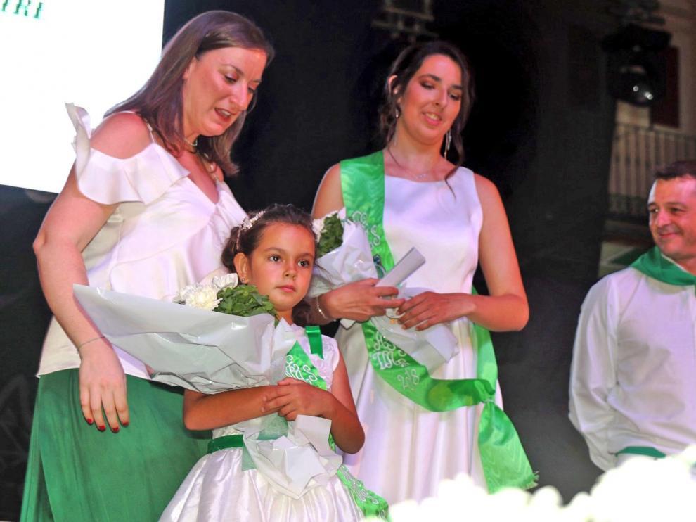Dos barrios de Huesca no tendrán mairalesas en las fiestas de San Lorenzo