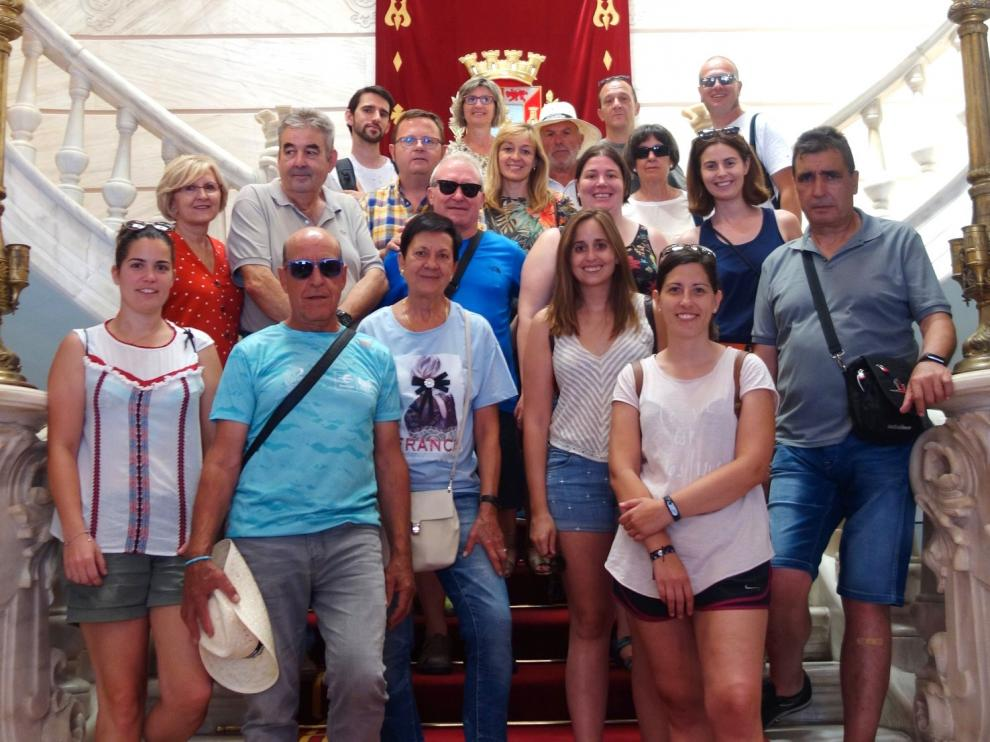 El Grupo Folclórico Santiago participa en el XXVII Festival Nacional de Folclore