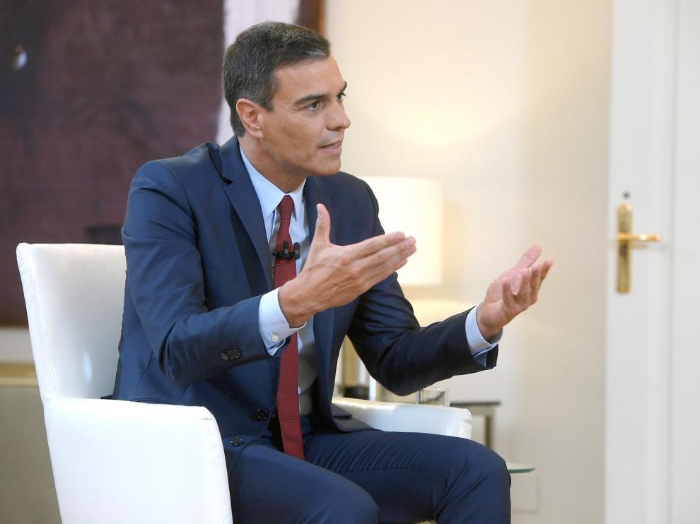 Sánchez ofrece una coalición a Podemos pero veta a Iglesias