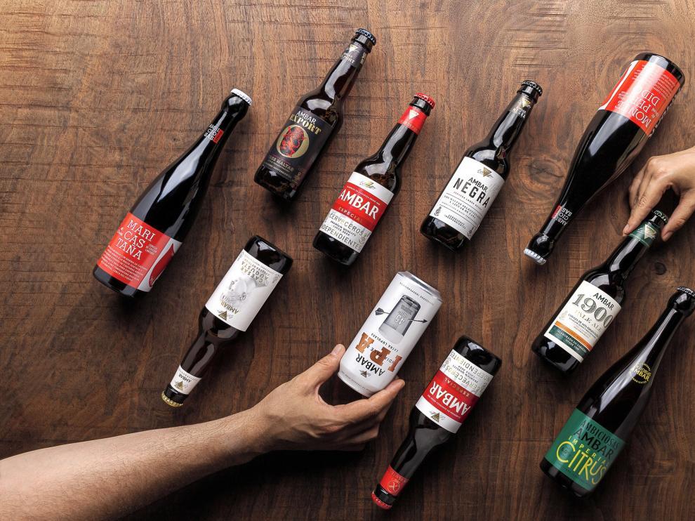 Ambar, la cervecera española más reconocida en el World Beer Challenge