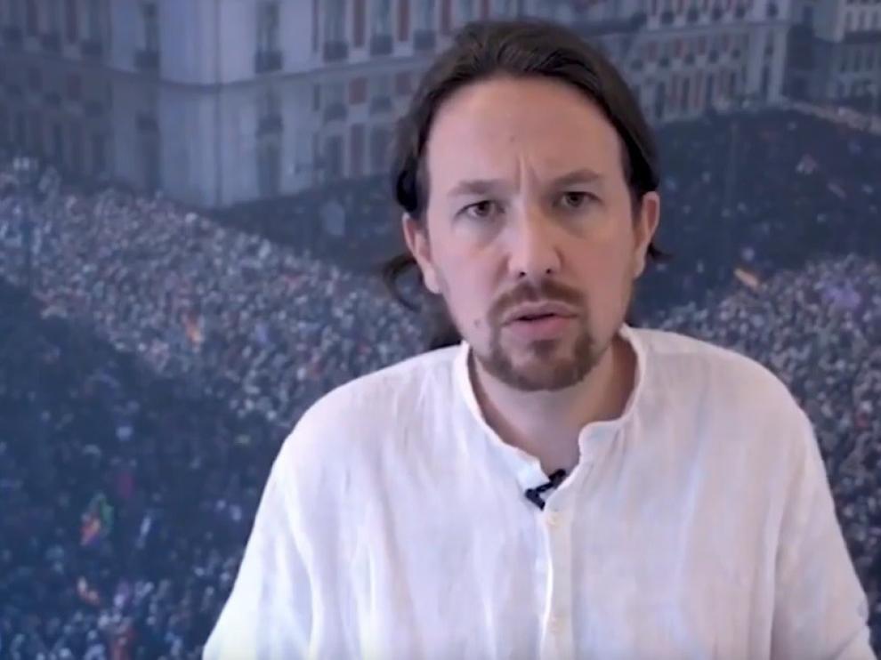 Iglesias reivindica frente a Errejón el papel transformador de Podemos