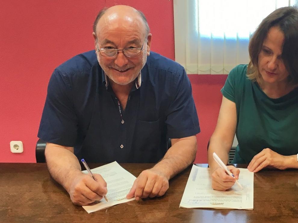 """La Comarca de La Litera ratifica su apoyo al proyecto """"Conócenos"""""""