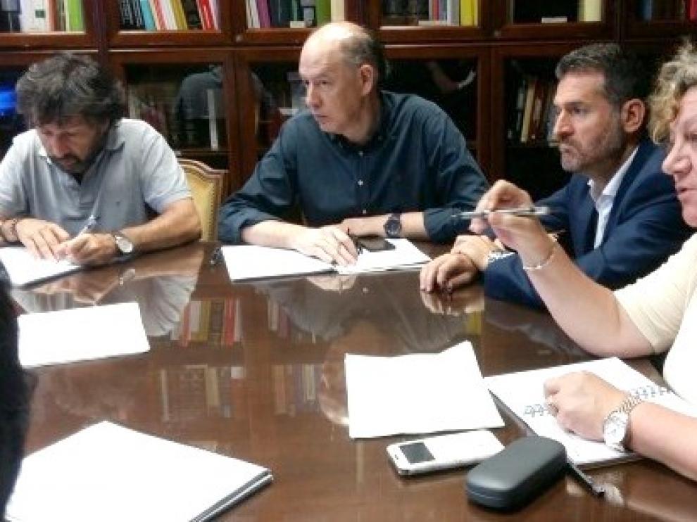 Justicia amplía las comunicaciones electrónicas a un juzgado de Huesca