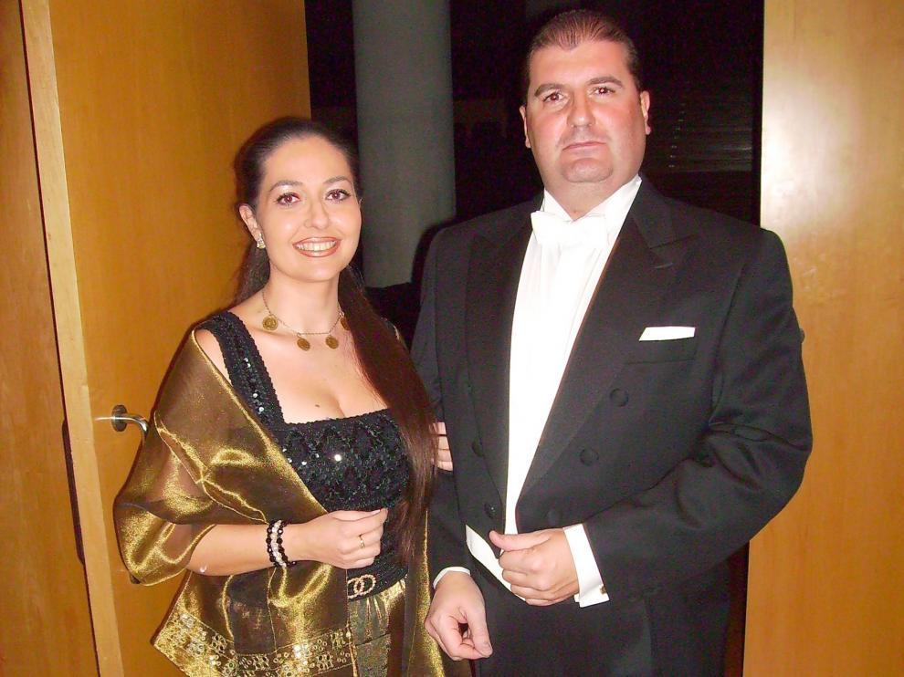 Concierto inaugural del curso de canto y órgano