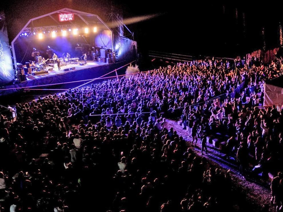 Aragón Radio emite varios conciertos de Pirineos Sur