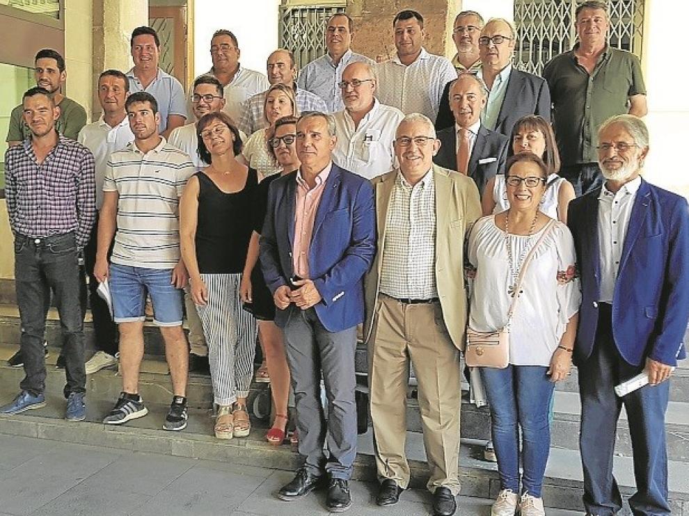 José Ángel Solans vuelve a la presidencia del Cinca Medio, que ya lideró de 2007 a 2011
