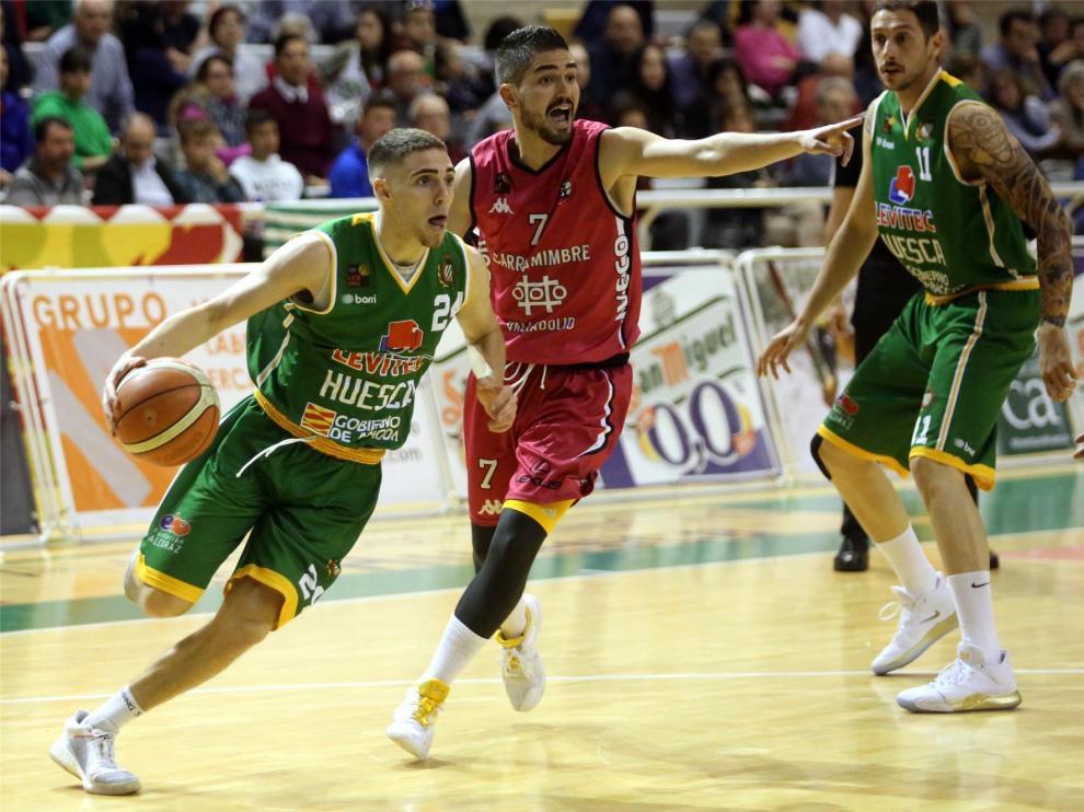 Levitec Huesca tendrá un intenso calendario de pretemporada