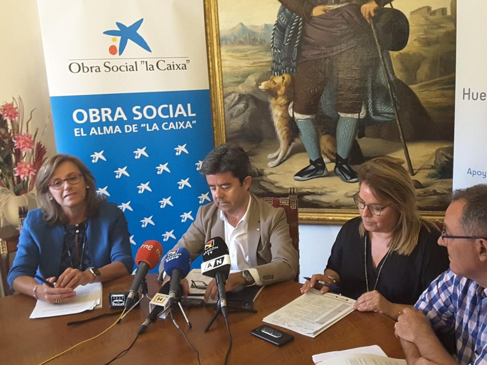 El proyecto Huesca más inclusiva crece y se renueva