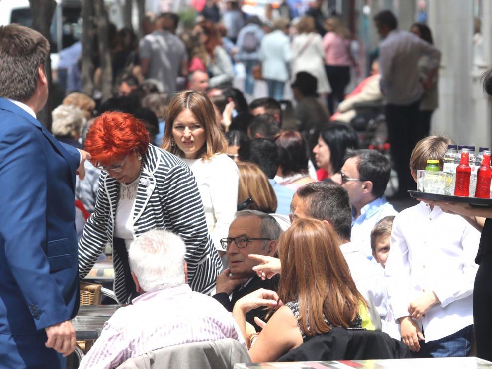 La hostelería en Aragón registra 375.000 horas extraordinarias anuales no remuneradas, según un informe de CC.OO